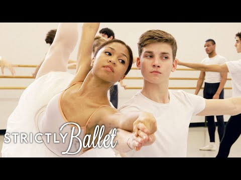 Dance Is for Athletes | Strictly Ballet: Episode 3