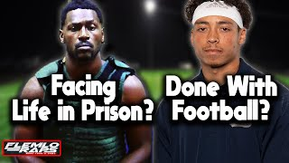 Antonio Brown Could Face Life in Prison! Last Chance U's Malik Henry Leaves Nevada!
