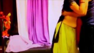 Hot Telugu NAVEL KISS Romantic Telugu Short Films Clip