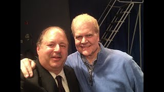Chet Coppock's Last TV Appearance (on TAPED WITH RABBI DOUG)