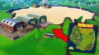 We Rebuilt THE OLD MAP in Fortnite Battle Royale