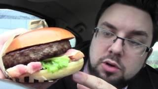 FFU Presents: McDonald's BBQ Signature Burger