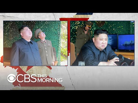North Korea fires two suspected short-range missiles overnight
