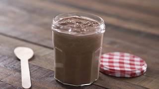 MICHELLE LEWIN Diet: Chocolate PB Overnight Oats / Avena de mantequilla de maní y chocolate