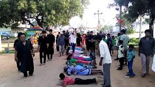 10th Muharram ashoorkhanae hussaini keesara,hyderabad,2016-2017