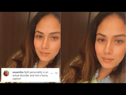Shahid Kapoor's wife Mira Rajput gets SCHOOLED for casually using the word 'Split personality'