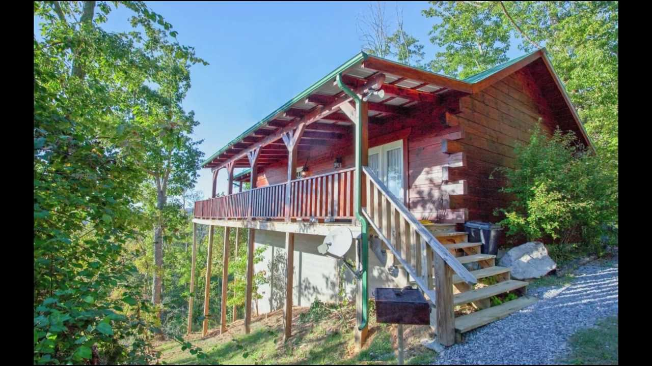 Tellico Vacation Rentals Eagle S Nest Cabin Youtube