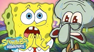 Top 7 SpongeBob Moments That Will Make You Cry 🥺 SpongeBob SquarePants
