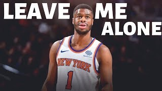 "Emmanuel Mudiay | 2018-19 Highlights | ""Leave Me Alone"""