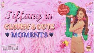 TIFFANY CLUMSY MOMENTS //❤