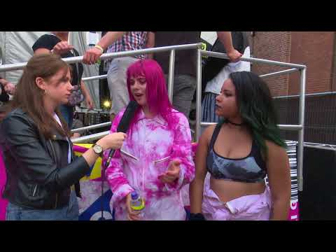 Manchester PRIDE - Interview with Girli