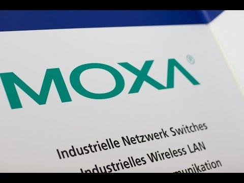 BellEquip GmbH präsentiert Moxa auf der Smart Automation 2016