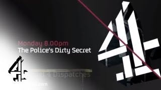 Dispatches | The Police's Dirty Secret | Channel 4