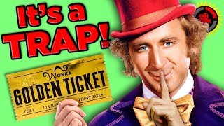 Film Theory: Willy Wonka and the Golden Ticket SCAM! (Willy Wonka and the Chocolate Factory)