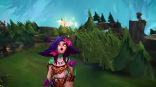 Neeko  The Curious Chameleon   Champion Trailer   League of Legends