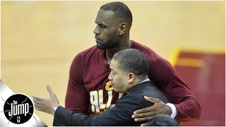 Lakers' 3 top coaching candidates are people LeBron James respects - Paul Pierce | The Jump