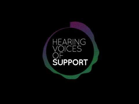 The Bloc delivers a social media platform with distinctive branding and powerful interviews to reduce stigma around schizophrenia for Mental Illness Awareness Week and World Mental Health Day. Learn more at: https://www.hearingvoicesofsupport.com