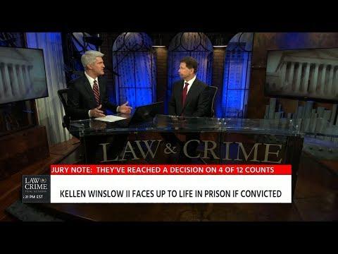 Aaron Keller & Michel Bryant Discuss Breaking News in the Kellen Winslow Trial 06/10/19
