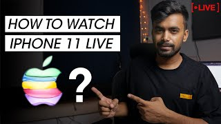How to watch Apple 2019 iPhone 11 and iOS 13 launch event