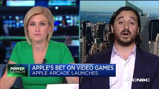 Apple Arcade opens doors for independent video game creators: Gaming analyst