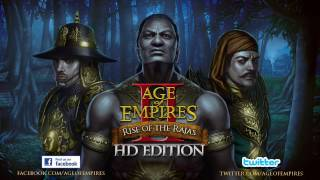 Age of Empires II HD - Rise of the Rajas Trailer