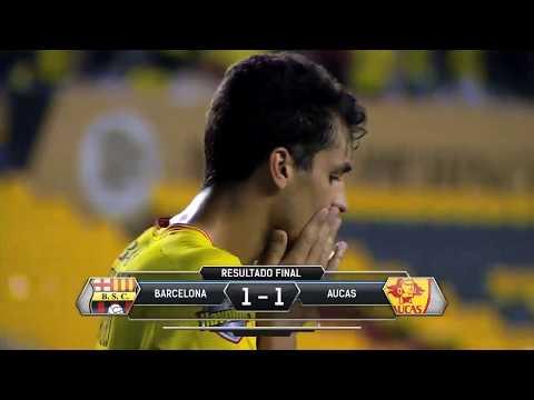 Barcelona Guayaquil vs Aucas