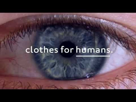 Clothes for humans - Manifesto