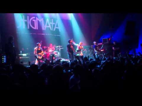Stigmata - Клуб Самоубийц (live in Minsk, 30-11-12)