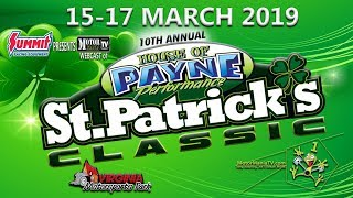 10th Annual St Patrick Classic - Sunday