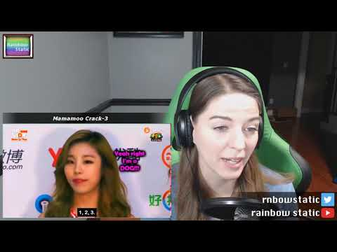Mamamoo Crack-3 Video Reaction