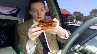 Hardee's / Carl's Jr. Baby Back Rib Burger - Food Review