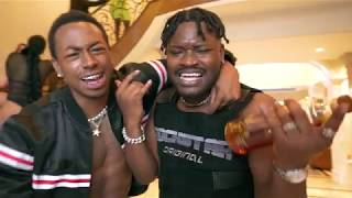 Danny Ayeko - Alley Oop Feat. Kam Armstrong (Official Music Video)
