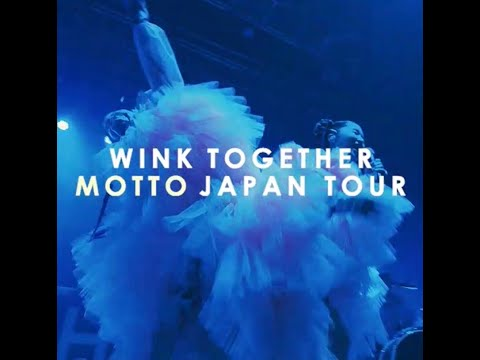 CHAI - WINK TOGETHER MOTTO JAPAN TOUR