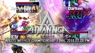 AR Weekly PM Final 2014-03-29: Darhen vs. ArchAugust