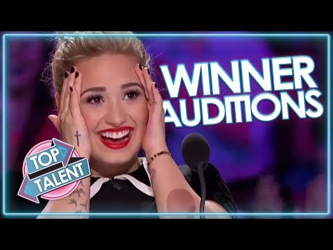 WINNERS FIRST AUDITIONS | Including Rak Su, Sacred Riana and MORE! | Top Talent