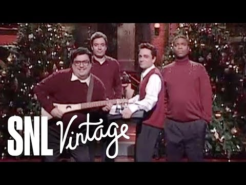 A Song From SNL: I Wish It Was Christmas Today - SNL