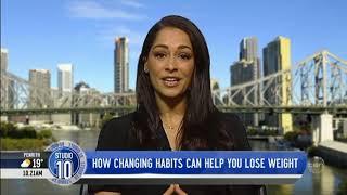 Gina Cleo | Keynote Speaker on  Studio 10 discussing Healthy Habits
