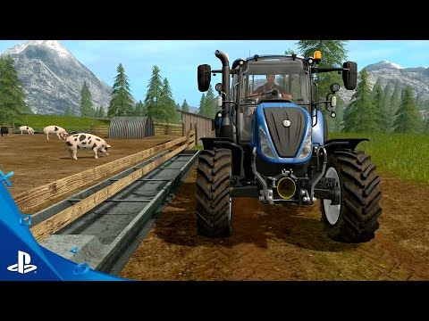 Farming Simulator 17 Video Screenshot 3