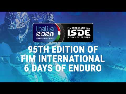 2021 FIM ISDE - Preview