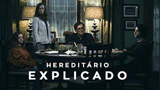 EXPLICANDO HEREDITÁRIO E AQUELE FINAL | Spoiler Talk!