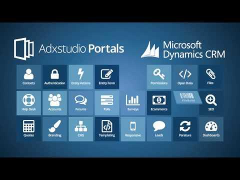 Adxstudio Portals - Get Started