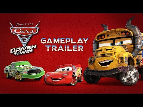 Cars 3: In gara per la vittoria - gameplay trailer