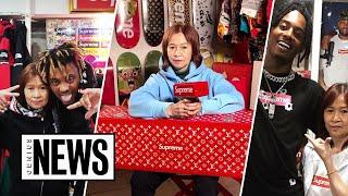 Meet Juice WRLD & Playboi Carti's Chinatown Streetwear Plug | Genius News