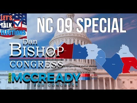 The North Carolina 9th District Special Election