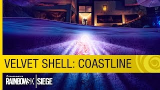 Tom Clancy's Rainbow Six Siege - Velvet Shell Coastline Map Preview