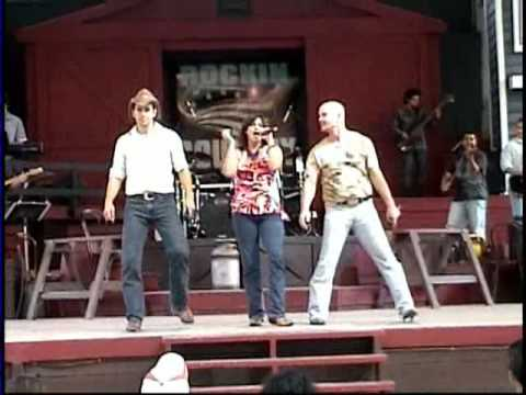 Cowboy Casanova at Six Flags Fiesta Texas