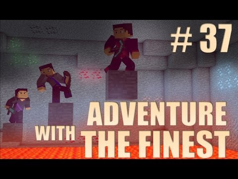 Minecraft Adventure With The Finest - Ep. 37 - Nether Fail! - Smashpipe Games