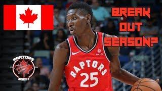 Raptors Next BREAKOUT Player? - Can Chris Boucher SURPRISE NBA Next Season