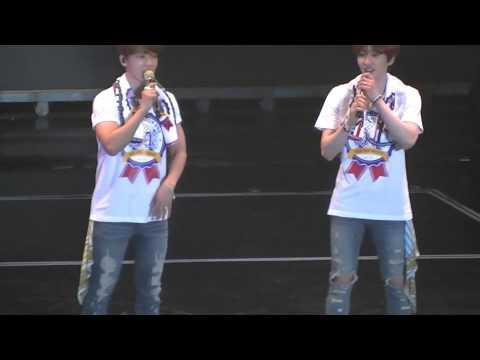 150607-super junior D&E in taiwan-hello謝幕之我們會等你們的