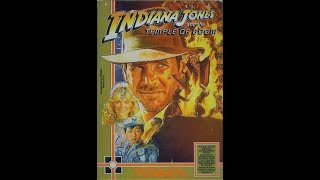 (EPISODE 1,740) RETRO GAMING: LET'S PLAY INDIANA JONES AND THE TEMPLE OF DOOM (NINTENDO) 1988